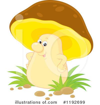 Mushroom Clipart #1192699.
