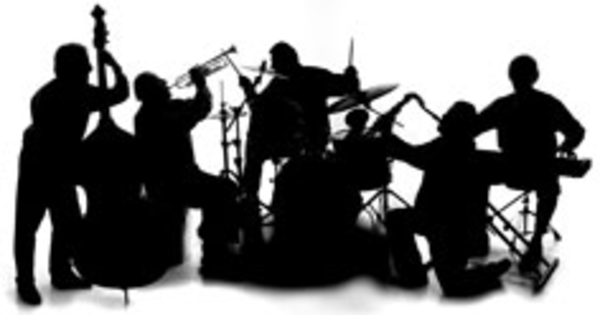 Music band clipart.