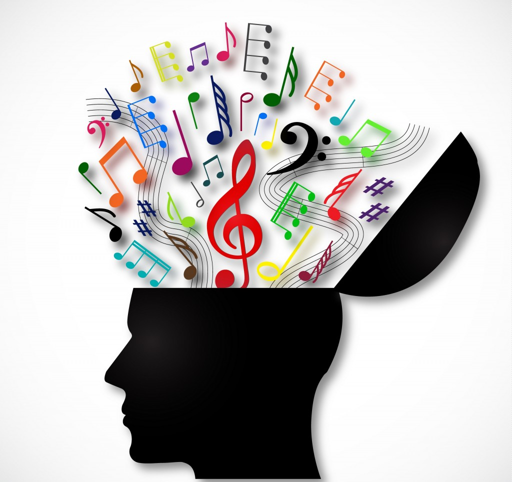 Music positively stimulates our Brain..