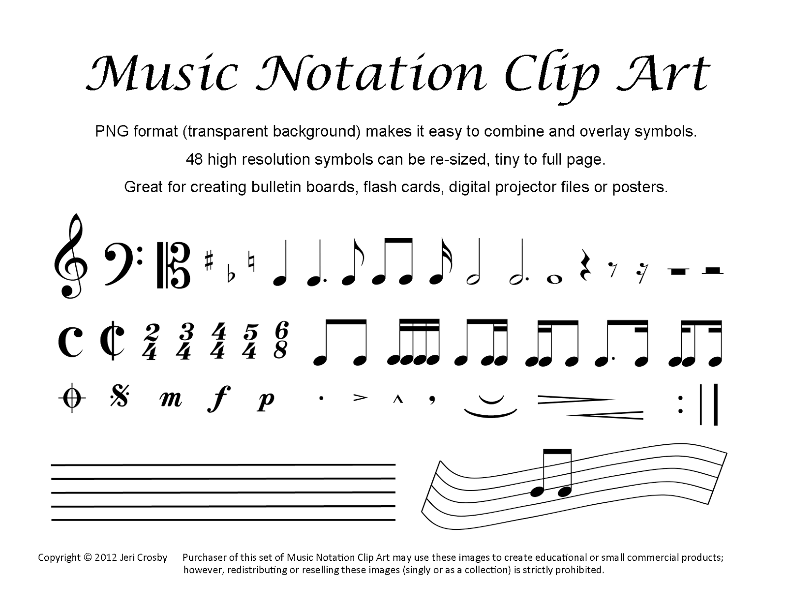 MyMusicalMagic: Music Notation Solutions: Note.