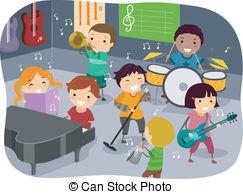 Music class Stock Illustrations. 2,105 Music class clip art.
