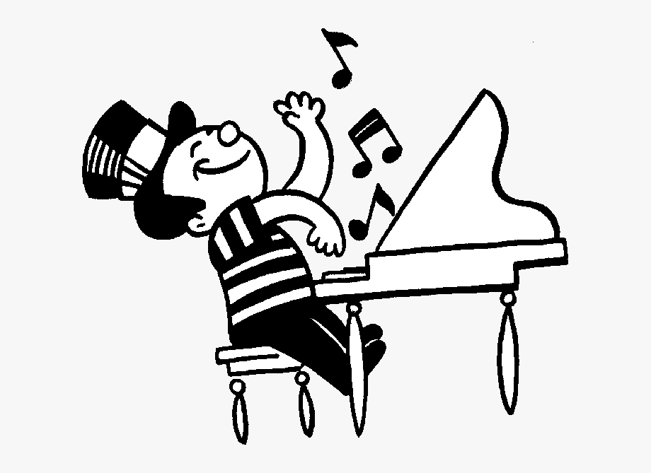 Sheet Music Clipart Black And White.