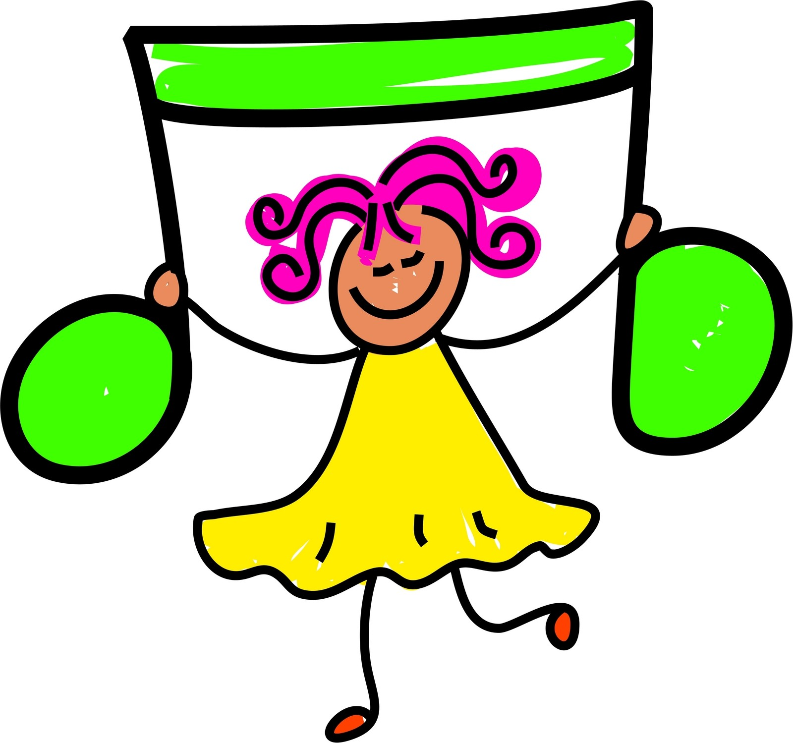 Music Free For Teachers Clipart.