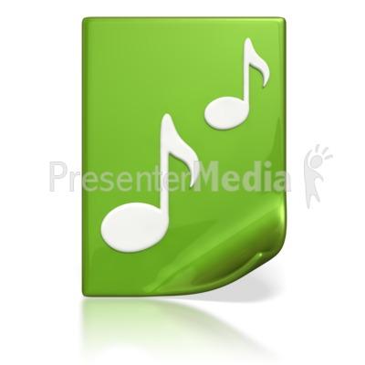Music Meida File.