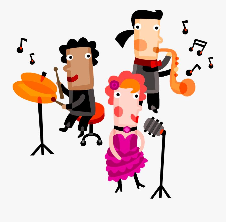 Kids Music Clipart.