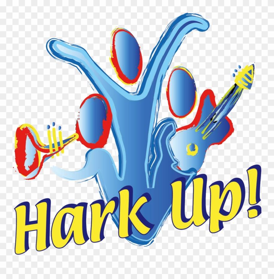 Hark Up Music Clipart (#4574933).