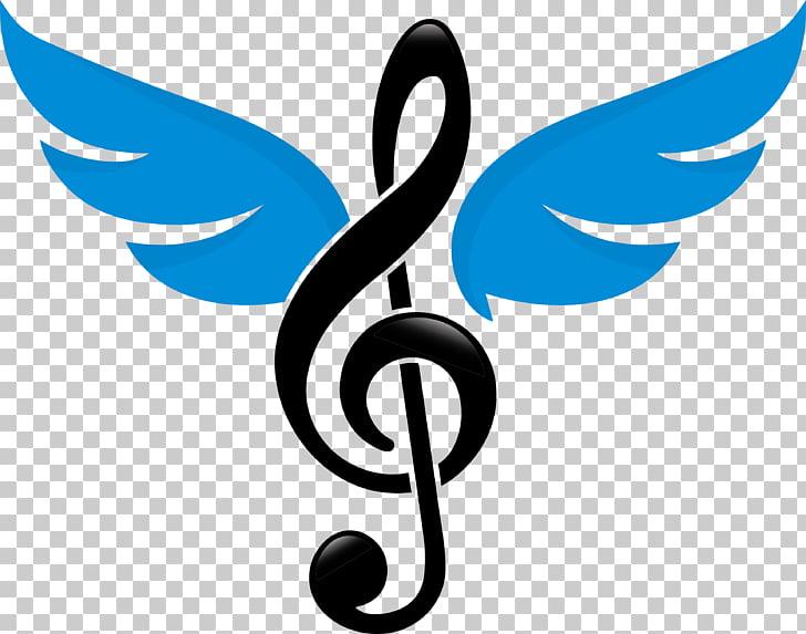 Musical note Logo Clef, Music logo design, g.