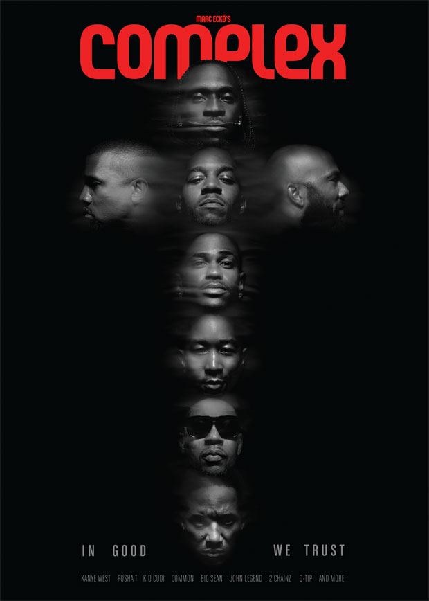 G.O.O.D. Music Covers Complex's August/September 2012 Issue!.