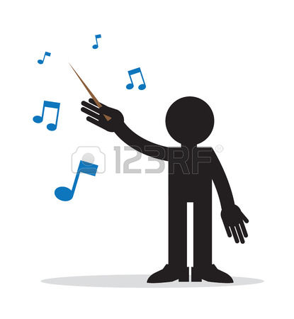 1,198 Music Conductor Cliparts, Stock Vector And Royalty Free.
