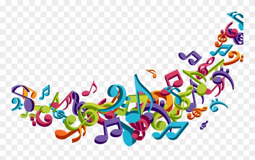 Dance Clipart Colorful.