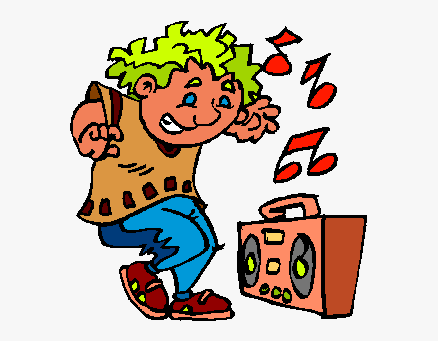 Boy Dance Clipart.