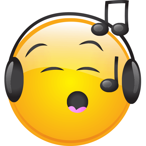 Musical Smiley.