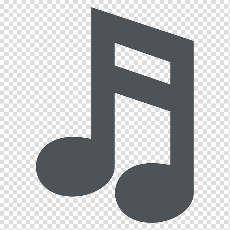 Emoji Musical note Symbol Musical notation, music notes.
