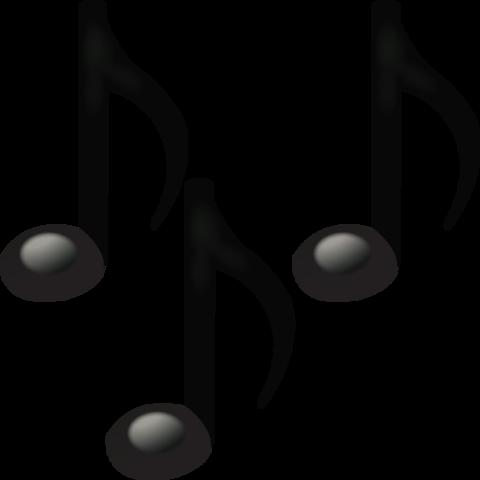 Musical Notes Emoji.