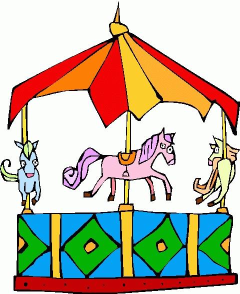 Fair Rides Clip Art.