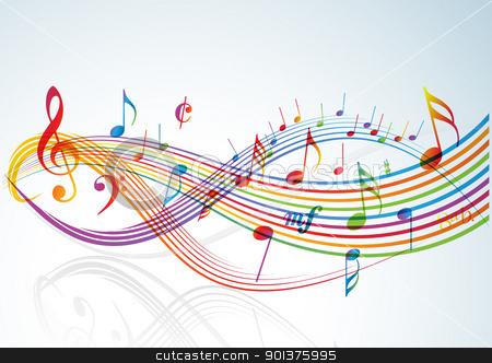 Music festival clipart.
