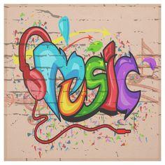 32 Best Music Graffiti images.