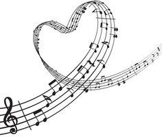 Music Heart Clipart (69+).