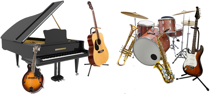 HD Instruments Png.