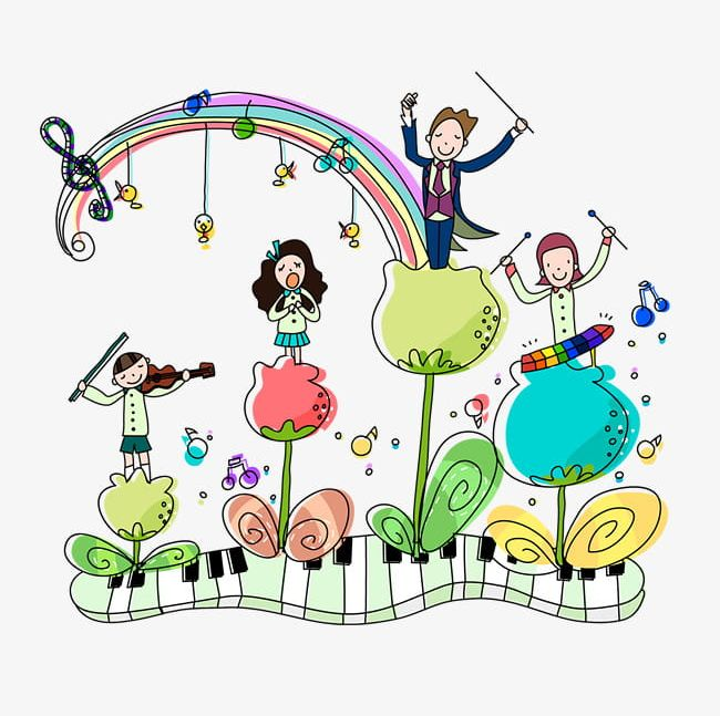 Beautiful Music Lessons PNG, Clipart, Beautiful Clipart.