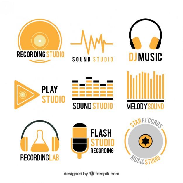 Music Logo Vectors, Photos and PSD files.