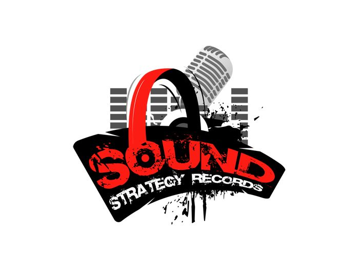 Music logo for Sound Strategy Records..