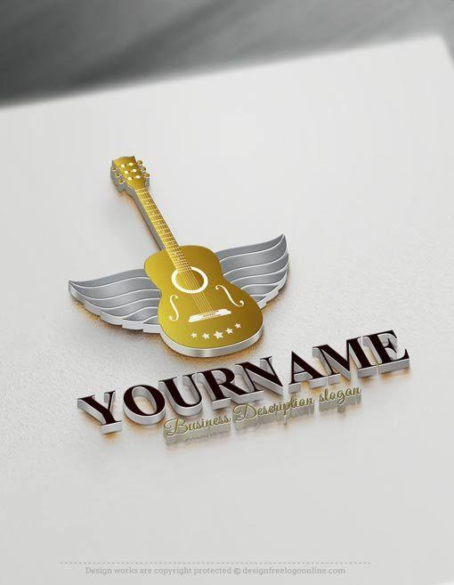 Free Music Logo Maker.