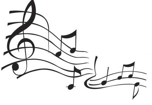 Musical clipart.
