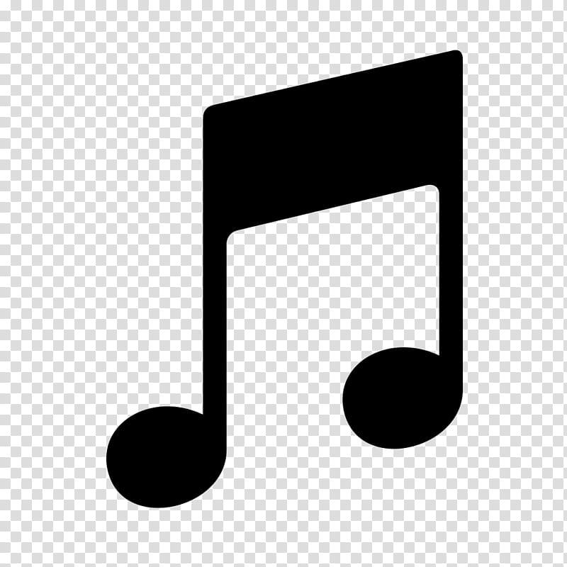 Symbolize, music note logo transparent background PNG.