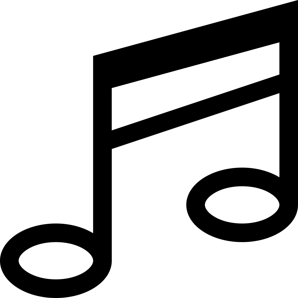 Music Note Symbol Svg Png Icon Free Download (#40847.