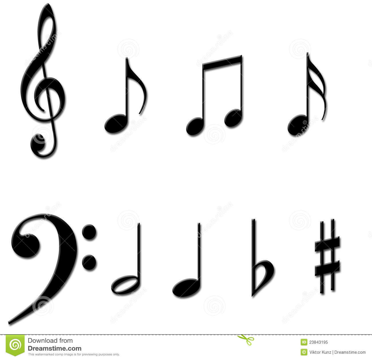 Free Musical Note Symbol, Download Free Clip Art, Free Clip.