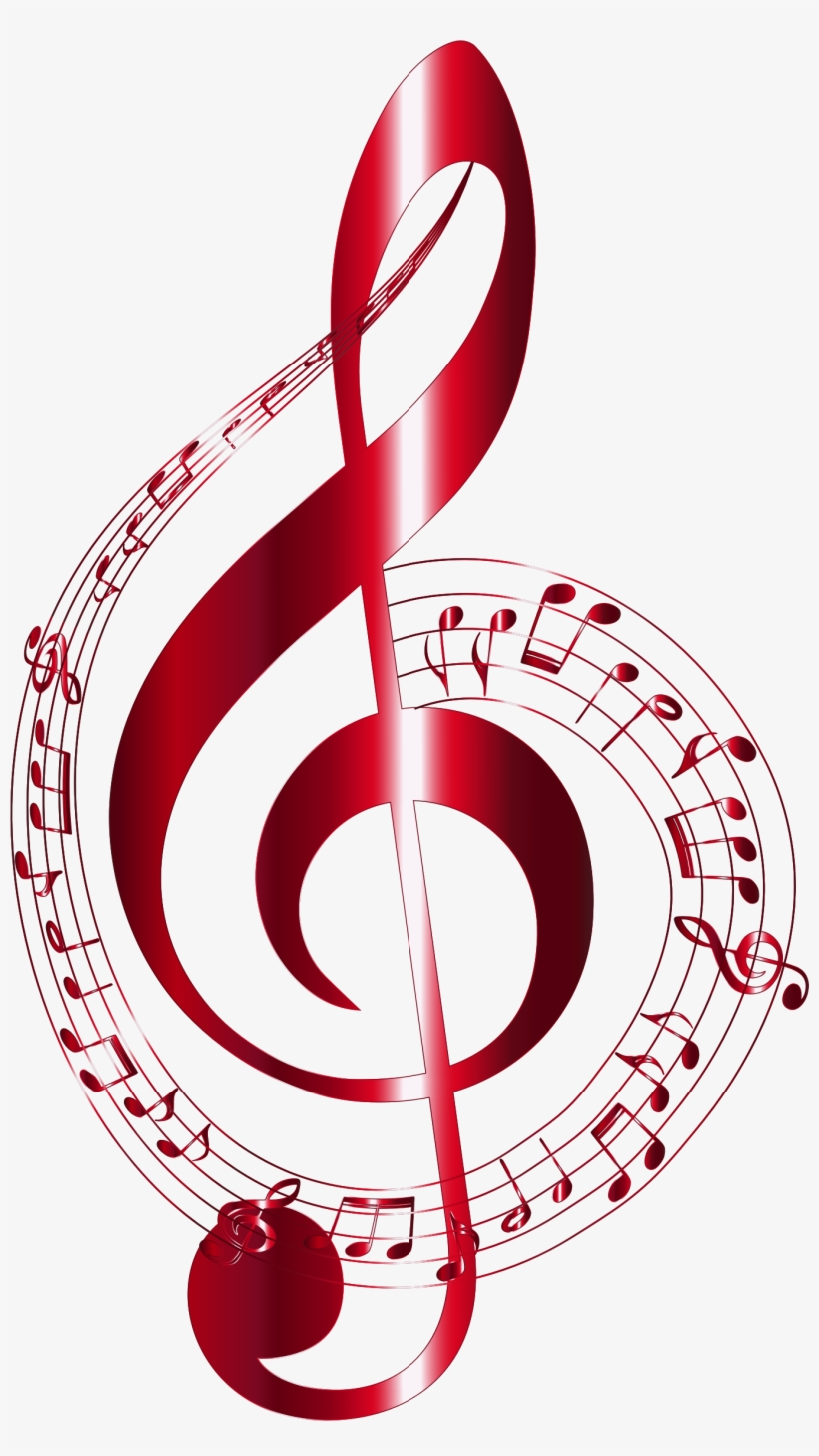 Banner Free Download Music Note Clipart Png.