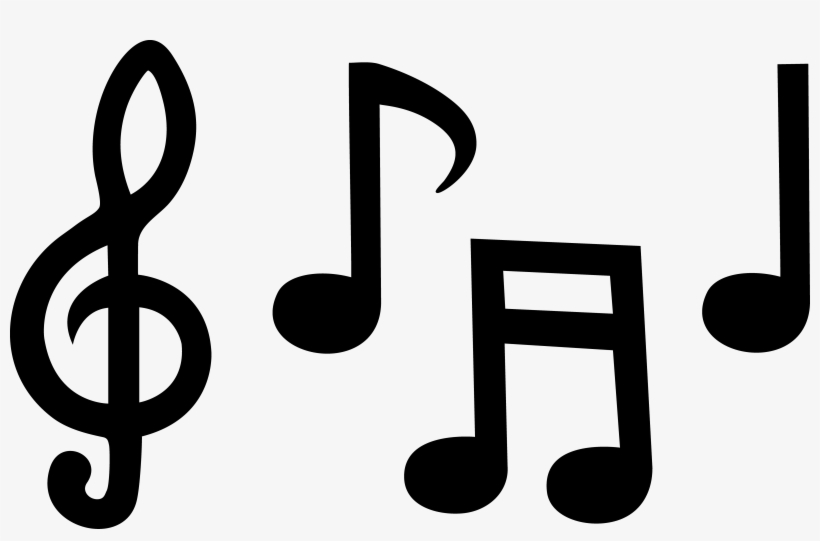 Music Notes Clip Art Png.