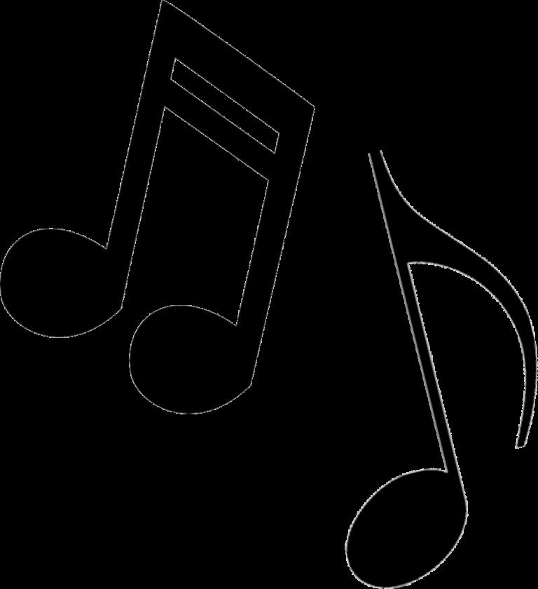 Musical note Clip art.