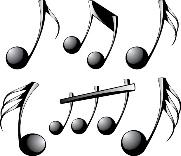 Free Music Notes Graphics, Download Free Clip Art, Free Clip.