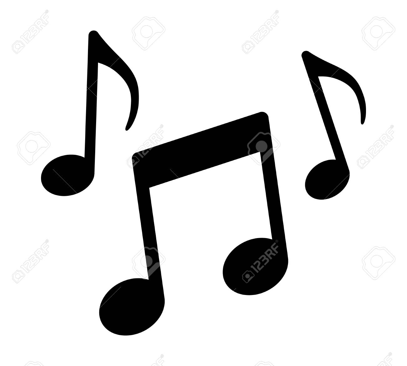 Music Note Vector Free Download Clip Art.