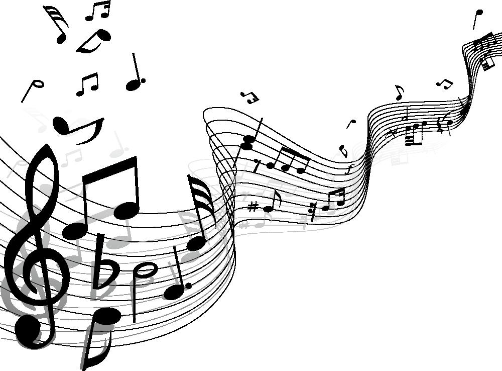 Musical note Staff Clip art.