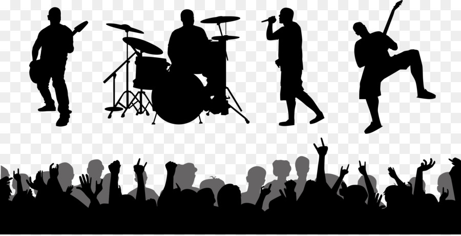 53+ Rock Band Clipart.