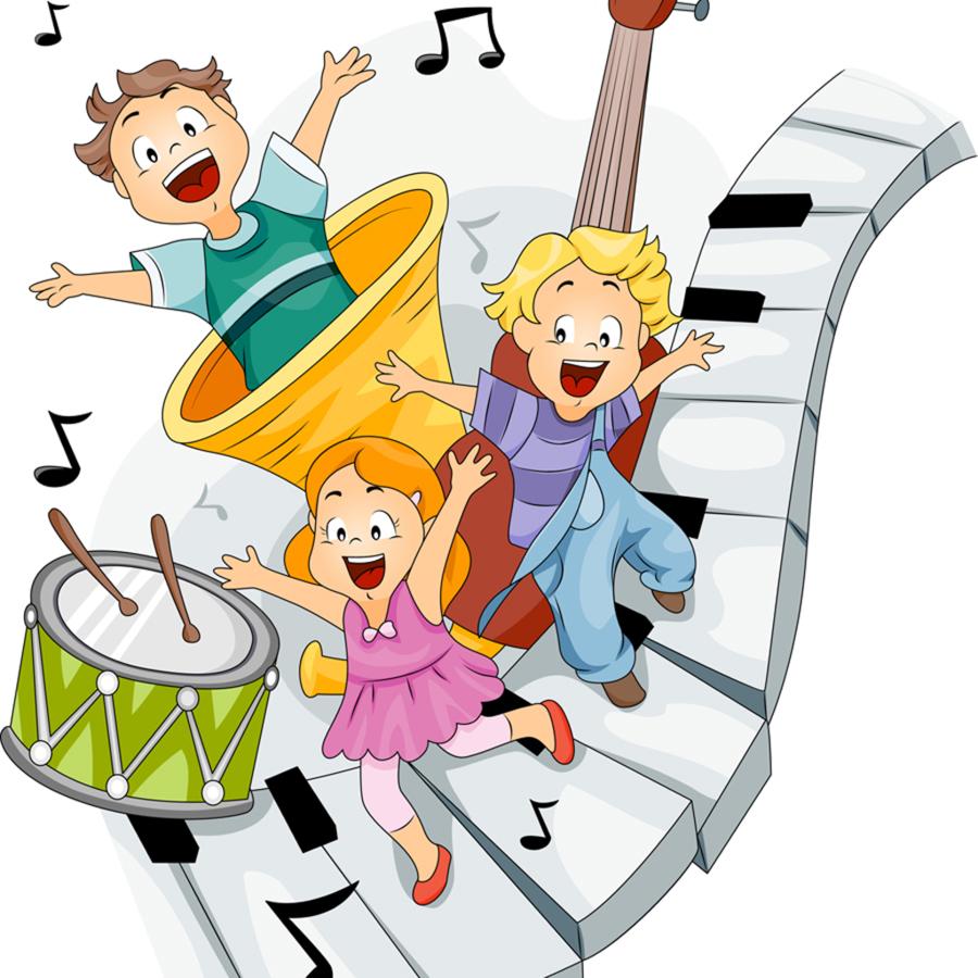 Music Cartoon clipart.
