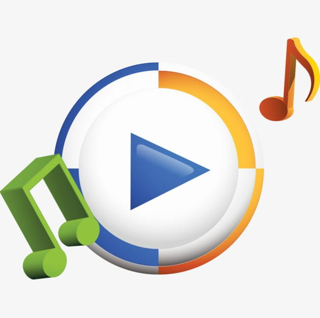 Music Player Buttons PNG, Clipart, Backgrounds, Button.