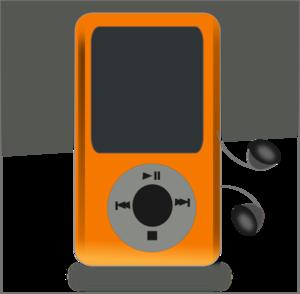 Music Player Clip Art at Clker.com.