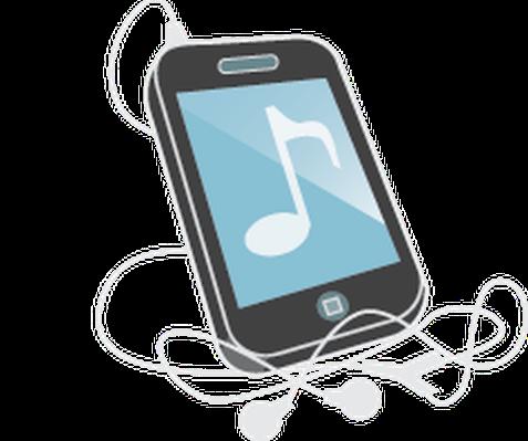 MP3 Music Player Smart Phone.