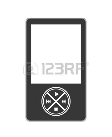 58,634 Music Player Stock Vector Illustration And Royalty Free.
