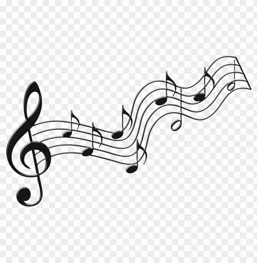 music notes png clipart PNG image with transparent.