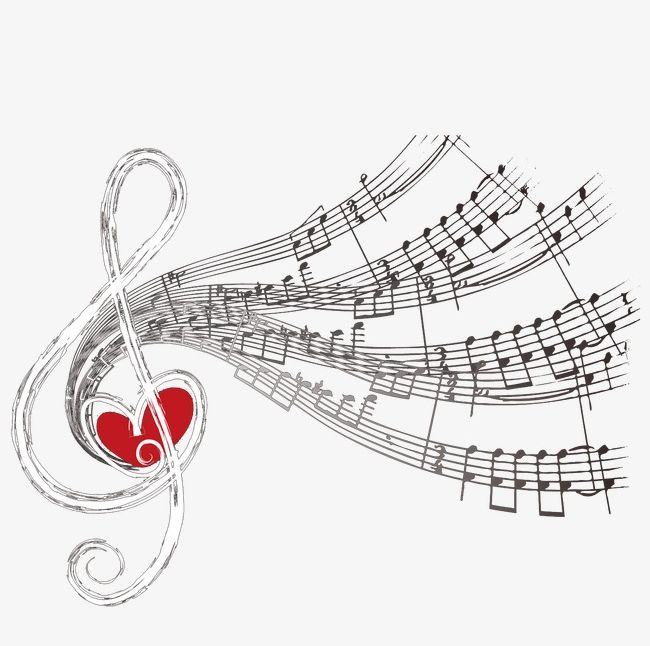 Creative Music Score PNG, Clipart, Creative Clipart, Hand.