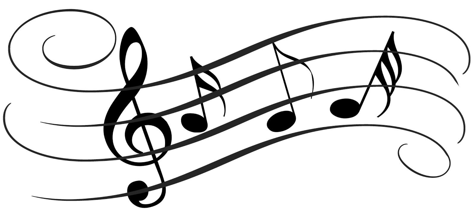 Music Silhouette Clip Art.