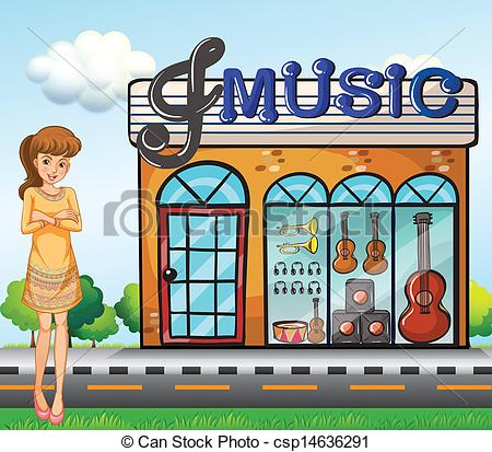 Music store Vector Clip Art EPS Images. 1,578 Music store clipart.