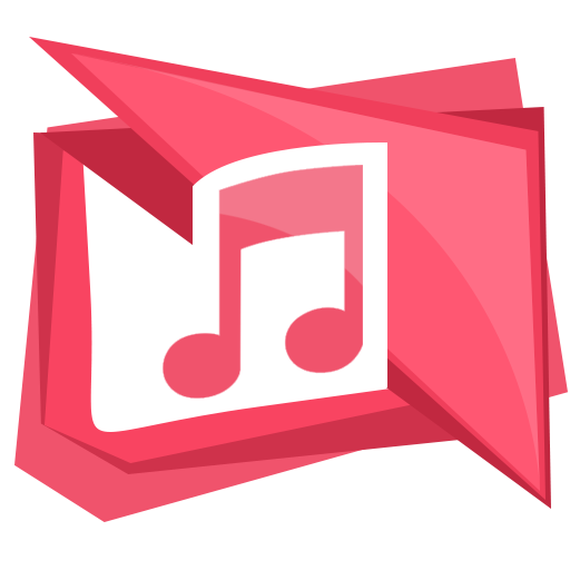 Itunes, music, note, sound, store icon.