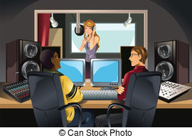 Recording studio Clipart and Stock Illustrations. 7,456 Recording.