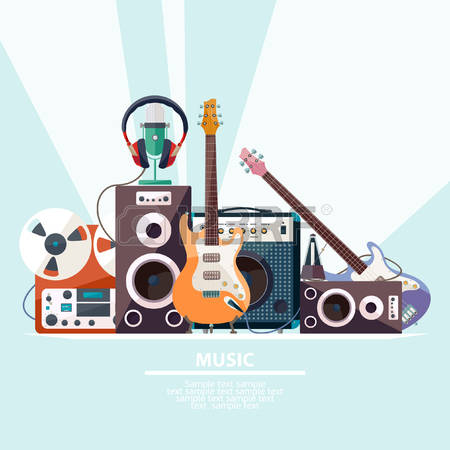 9,551 Recording Studio Stock Vector Illustration And Royalty Free.